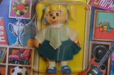 NIP MOC Vintage Alvin Chipmunks CHIPETTES ELEANOR Poseable Toy Action Figure in Toys & Hobbies, TV, Movie & Character Toys, Other TV/Movie Character Toys | eBay