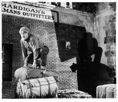 Lon Chaney Jr. as Wolf Man - Abbott & Costello Meet Frankenstein