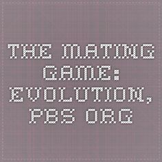 The Mating Game: PBS.org