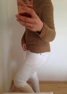 Kup mój przedmiot na #vintedpl http://www.vinted.pl/damska-odziez/swetry-z-dekoltem/17100757-sweter-pleciony-abercrombiefitch