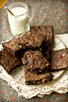 Adventures in Cooking: Chocolate Meltaway Brownies