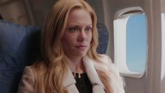 3x22 - Adalind is on a plane, excited to finally see her baby She still thinks Viktor has her
