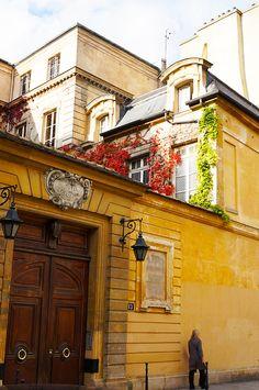 Paris - Hotel de Chatillon, Montparnesse