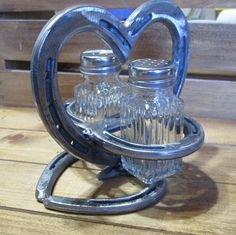 Hey, I found this really awesome Etsy listing at https://www.etsy.com/listing/533696937/heart-salt-and-pepper-holder-country