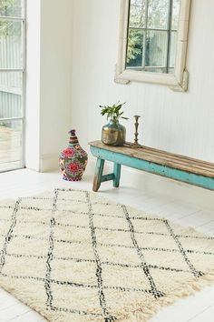 One-of-a-Kind - Tapis Beni Ourain 5x6
