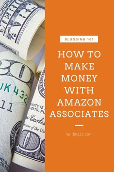 Are you a blogger looking to make money fast? Amazon Associates may be for you! It's great for bloggers with low monthly views! #makingmoneyonline #amazonassociates  Funding22.com Earn Money Easily, Make Money Now, Make Money From Home, Online Earning, Earn Money Online, Online Jobs, Making Money On Youtube, Money Machine, Successful Online Businesses