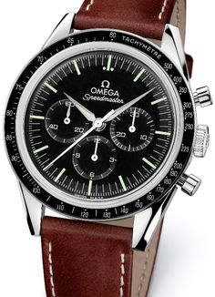 """OMEGA speedmaster """"first Omega in Space"""""""