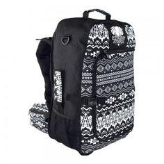 Shop Stylish Travel Packs at Elephant Stripes Travel Packing, Travel Backpack, Carry On Size, Bottle Holders, Travel Light, Travel Style, Backpacking, Elephant, Stripes
