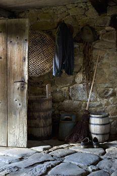 The beautiful Potting shed - christine bauer via @Pamela Culligan Culligan Culligan brannon