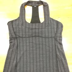 Lululemon tank top Lululemon tank top with built in bra, no pad.  Size 8, barely use. lululemon athletica Tops Tank Tops