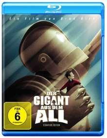 Der Gigant aus dem All (Blu-ray), Blu-ray Disc