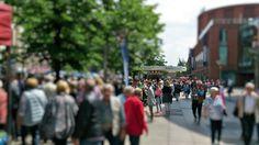 Duisburger Wochenmärkte präsentieren sich beim Verkaufsoffenen Sonntag am 6. November