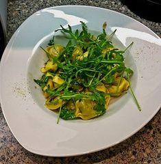 Rucola - Ravioli nach Vapiano Art, ein schönes Rezept aus der Kategorie Studentenküche. Bewertungen: 23. Durchschnitt: Ø 4,1.