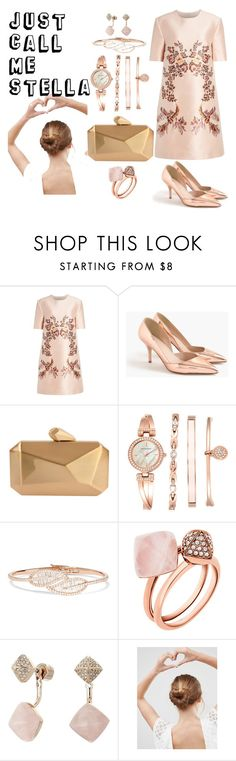 """Just call me..."" by amrinjo on Polyvore featuring STELLA McCARTNEY, J.Crew, Armitage Avenue, Anne Klein, Anita Ko, Michael Kors, ASOS, cute, chic and clear"