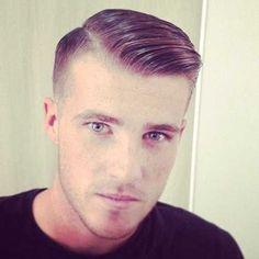 Undercut Shaved Hair for Guys