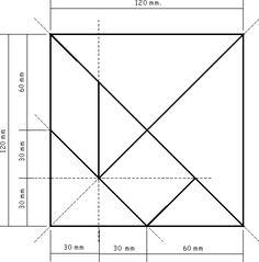 El tangram... orientación en el espacio - matematicascercanas