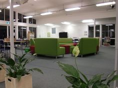 Re-designing spaces for learning