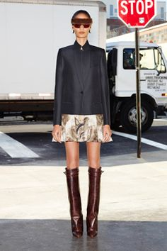 Givenchy Pre-Fall 2012 Collection on Style.com: Complete Collection
