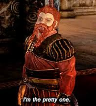 dragon age oghren. Sure, keep thinking that Oghren….