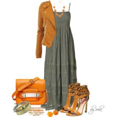 """""""Maxi Relax-i Contest (Outfit Only)"""" by eula-eldridge-tolliver on Polyvore"""