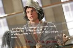 Spencer Reid! ^u^