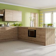 Style Arlington Oak Kitchen Trends Designs Modern Design Summer