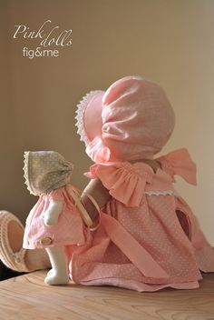 Pretty in Pink by Fig & Me, via Flickr