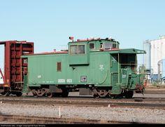RailPictures.Net Photo: DODX 903 Department of Defense (DODX) Caboose at Minneapolis, Minnesota by Ryan Murphy