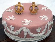A Jane Austen Twelfth Night Cake by Austenonly