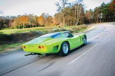 1965 Iso-Grifo A3/C Stradale
