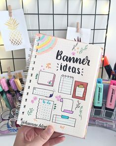 Banner ideas by so you have plenty of options to choose from ? Julia Plöger Julia Plöger Banner ideas by so you have plenty of options to choose from ? Save Images j_plger Banner ideas by so you have Bullet Journal School, Bullet Journal Writing, Bullet Journal Headers, Bullet Journal Banner, Bullet Journal Aesthetic, Bullet Journal 2019, Bullet Journal Ideas Pages, Bullet Journal Inspo, Bullet Journal Layout