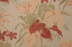 Mill Creek Akaliana Tapestry Upholstery Fabric in Heatwave $15.95 per yard