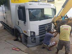 NONATO NOTÍCIAS: ITIÚBA: ACIDENTE ENVOLVENDO CAMINHÃO É REGISTRADO ...