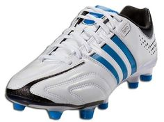 new arrival 351a4 f110d Click Image Above To Purchase  Adidas Adipure 11 Pro Trx Fg - Running  White bright Blue black