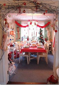 christmas decorating ideas - Bing Images