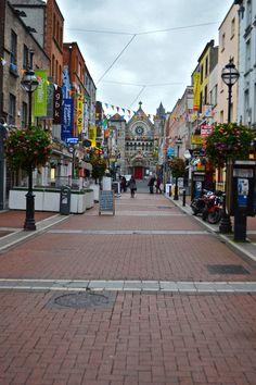Grafton Street Dublin                                                                                                                                                                                 More