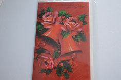 Vintage 40's 50's 60's Unused  Sealed Greeting Cards Parachrome Aunt Christmas