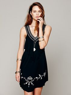Free People Rosarito Nights Tunic, $88.00