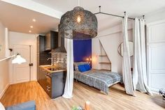 bedroom 25m2 - Google Search