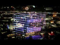 TX-811 Omni Hotel Aerial Display