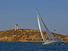 Daily sailing tours from Naxos to the Small Cyclades and the nearby islands.