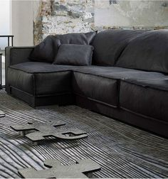 Budapest Soft Sofa By Baxter