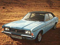 Ford Cortina MK III (1974)