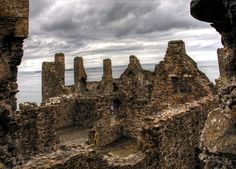 """Inside Castles in Ireland 
