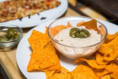 Enjoy this last minute super bowl dip with any chips by PS I Got Ya