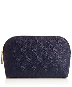 Liberty London Iphis Leather Cosmetic Case | Accessories | Liberty.co.uk
