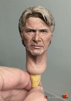Scale Modelers World - designed by Jan Wong, Head sculpted by Ko Jun
