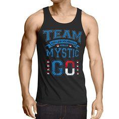 style3 Team Azul Mystic camiseta de tirantes para hombre tank top articuno, Talla:L #camiseta #starwars #marvel #gift