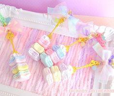 メディアツイート: CANDY STORE☆カワイイメーカー(@CANDY_MIKERAKO)さん | Twitter Kawaii Crafts, Kawaii Diy, Cute Crafts, Diy And Crafts, Kawaii Jewelry, Kawaii Accessories, Cute Jewelry, Rainbow Aesthetic, Pink Aesthetic