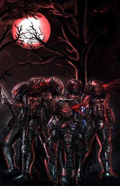 Predator tribe by cantas78.deviantart.com on @deviantART